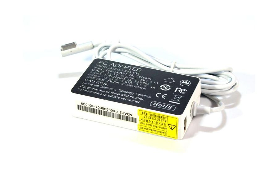 "Блок питания 60W Magsafe Power Adapter для Macbook Pro 13"" (2009-2012), Macbook 13"" (2008-2010) (desktop version)"